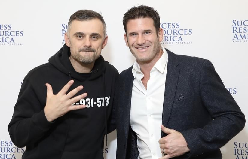 Eric Beer with Gary Vee!